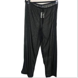 St Johns Bay Swimsuit Swim Cover Up Sheer pants